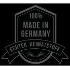 100% made in germany - echter heimatstoff
